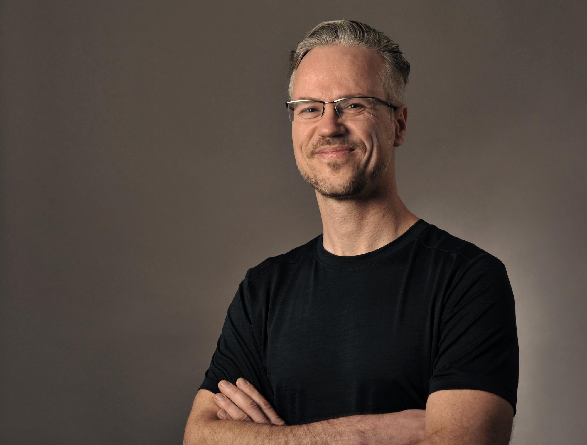 Stefan Schreiber von der Physiopraxis Schreiber in Dresden Seidnitz